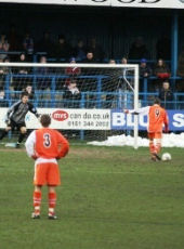 andy brown scores from the spot