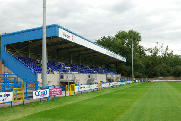 The Lord Tom Pendry Stand