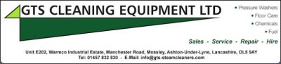 GTS of Mossley - Steam Cleanrers - Official Site Sponsors of Stalybridge Celtic