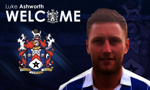 Ashworth joins up