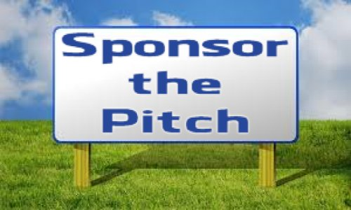 Pitch Sponsorship