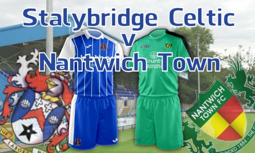 Nantwich Town - Saturday August 12th, 2017