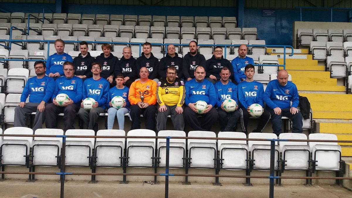 Disability Team ready for the Season