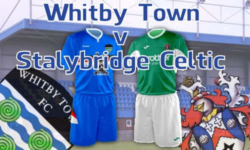 Celtic loss away at Whitby