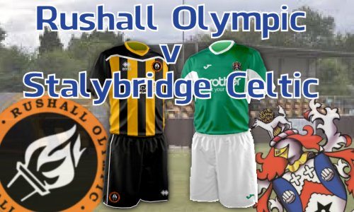 Rushall Olympic - away