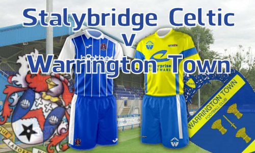 Warrington Town - Saturday March 24th, 2018