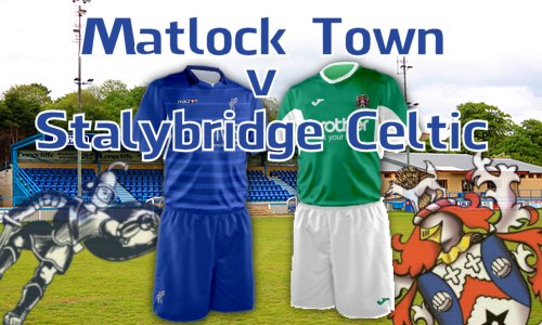 Matlock Town - Thursday April 19th, 2018