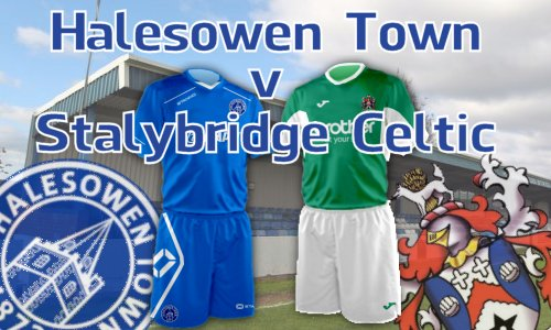Halesowen Town - Saturday April 28th, 2018